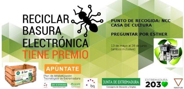 El NCC de Torrejoncillo celebra el Día Mundial de Internet