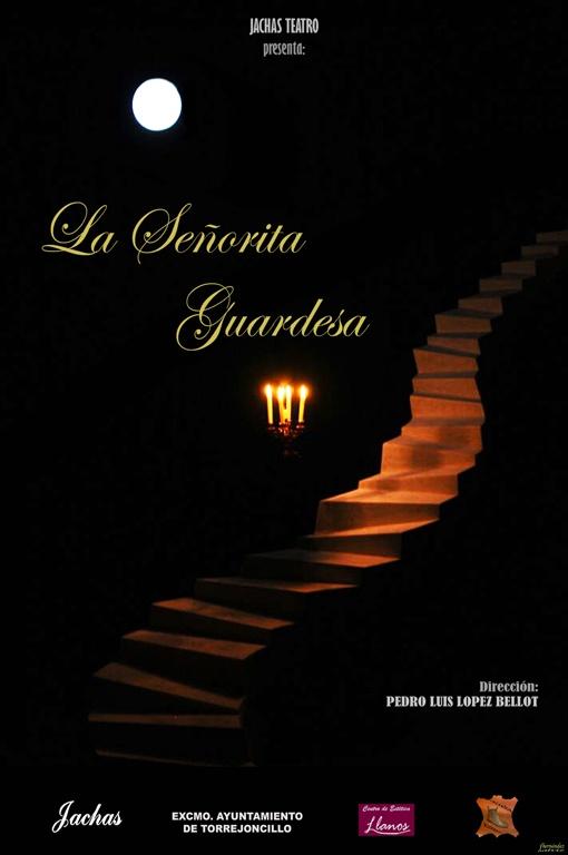 La Señorita Guardesa en Zarza de Granadilla
