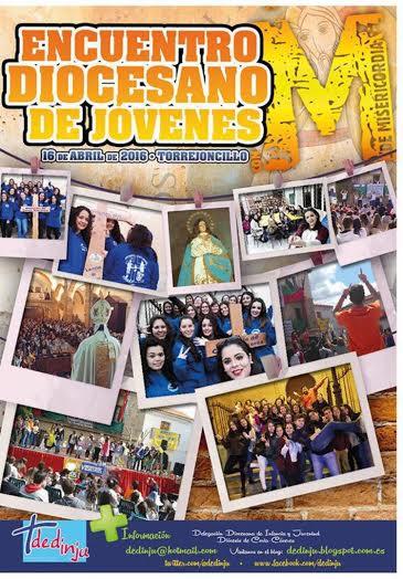 Encuentro diocesano de Jóvenes Cristianos en Torrejoncillo