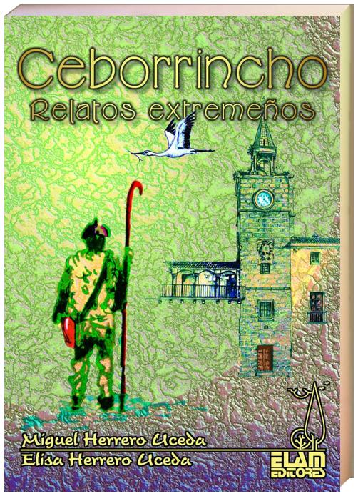 Presentación del libro «Ceborrincho, relatos extremeños»