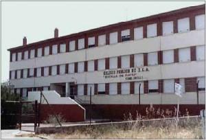 """Colegio Público """"Batalla de Pavía"""" - ARCHIVO"""
