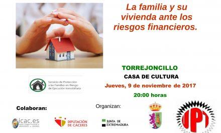 La familia y su vivienda ante los riesgos financieros