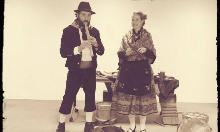 """Concierto Didáctico Folklorico """"Dúo Chulumi"""""""