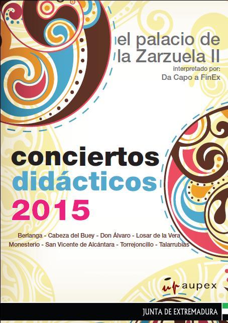 Concierto: «El Palacio de la Zarzuela»