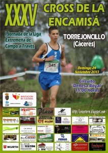 cross torrejoncillo
