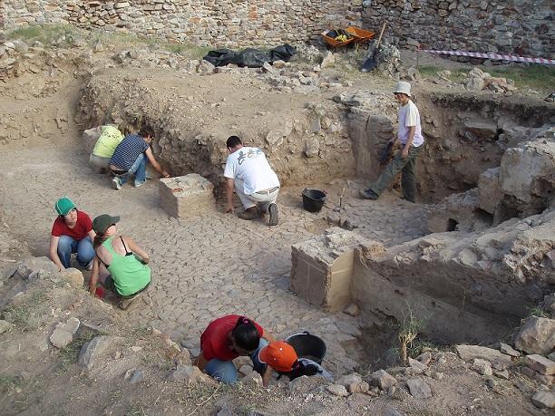 Trabajos de arqueología de campo - ADESVAL