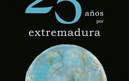 Mario Lourtau en la Feria del Libro de Cáceres 2018