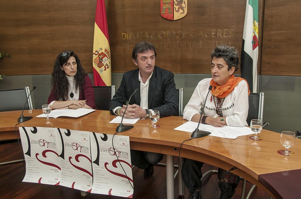 El programa «EntreActos» se impartirá en Torrejoncillo