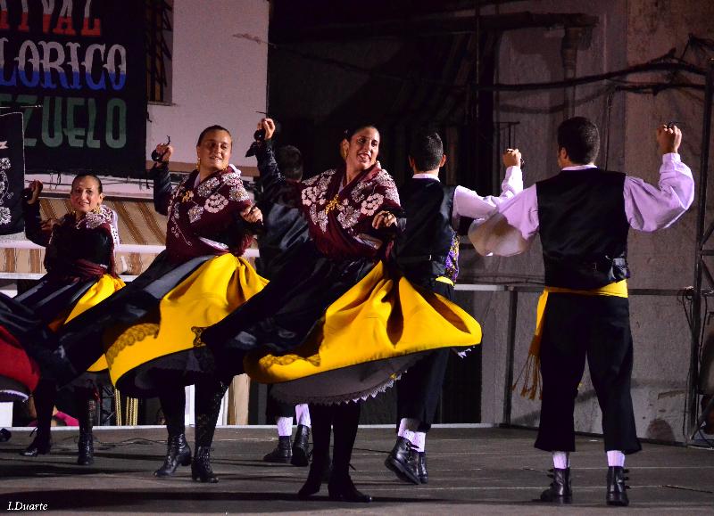 Nota informativa Grupo Coros y Danzas
