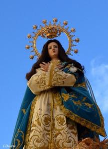 Imagen de la Patrona de Torrejoncillo - ISMAEL DUARTE