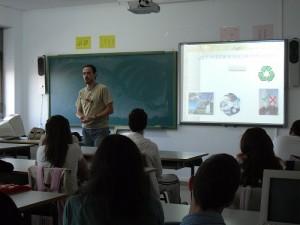 Adesval continúa colaborando en proyectos de educación ambiental - ADESVAL