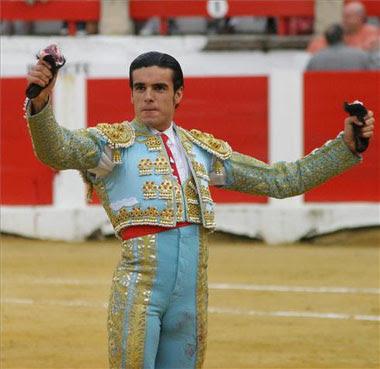 Emilio de Justo toreará por Valeria