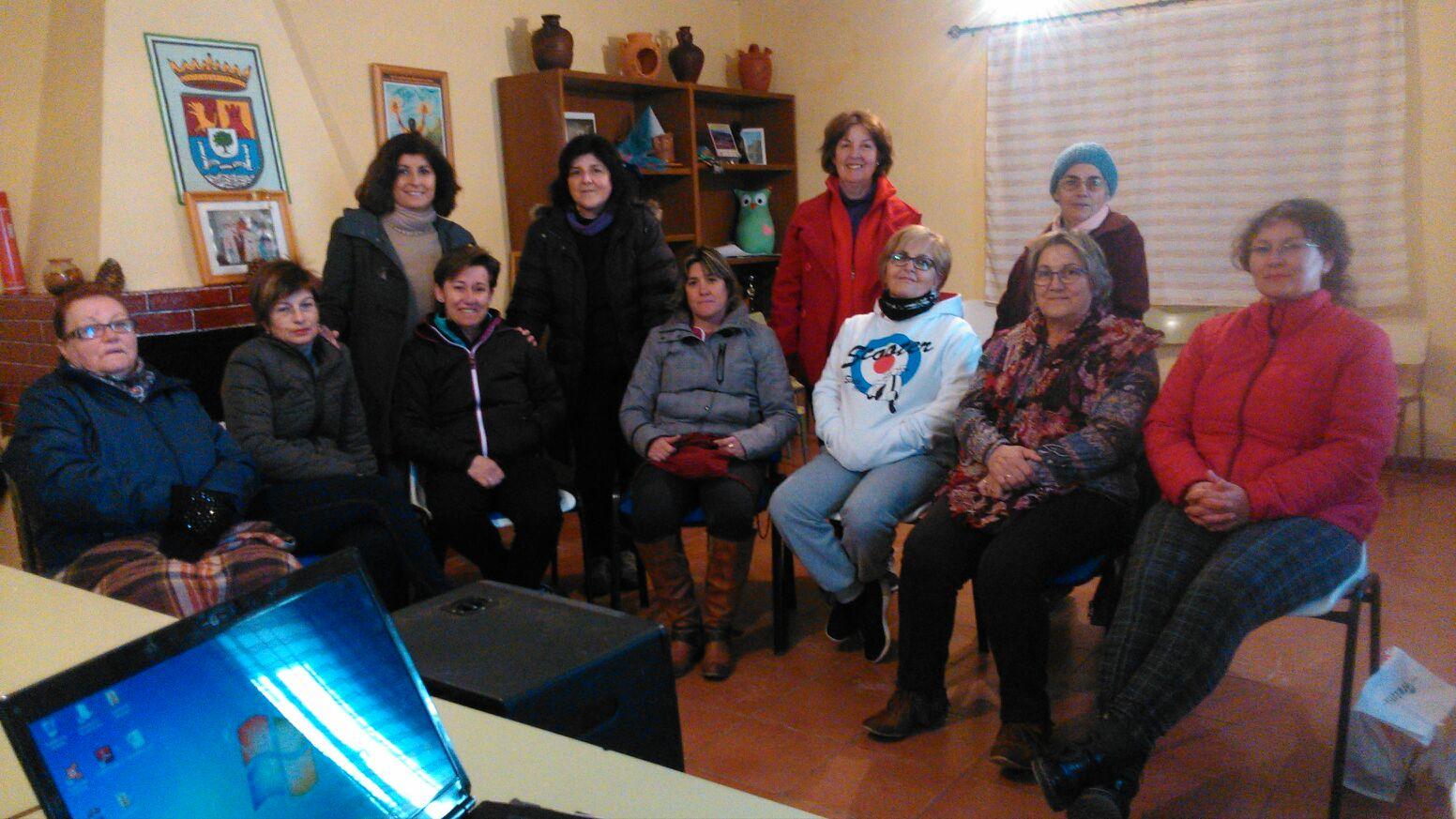 Empoderamiento de las mujeres en Valdencín