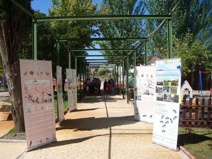 Adesval llega al ecuador de la campaña estival de sensibilización ambiental