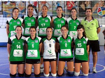 El Extremadura Arroyo, élite del voleibol femenino, visitará nuestra localidad