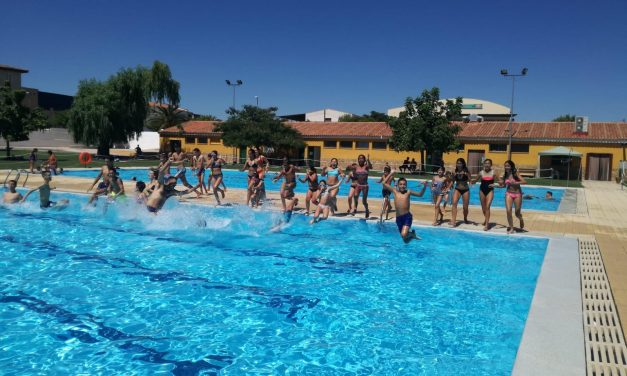 Finaliza el Campamento de Atletismo con éxito de participación