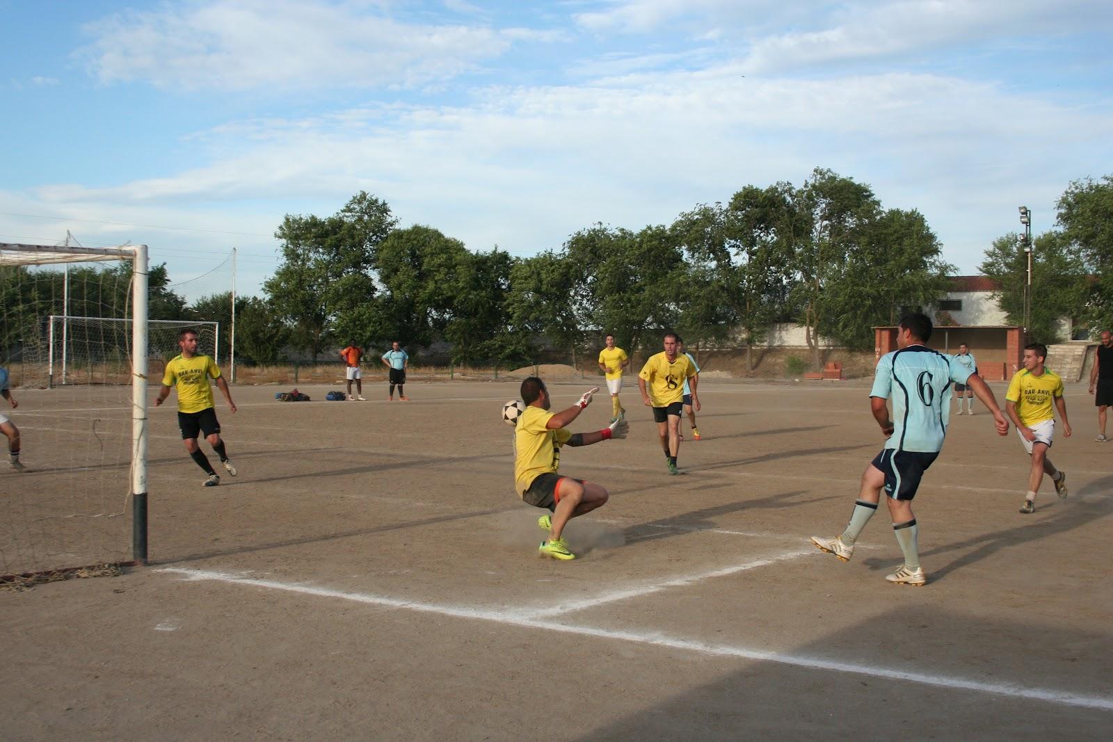 La X Copa Primavera de Fútbol 7 llega a su 4ª jornada
