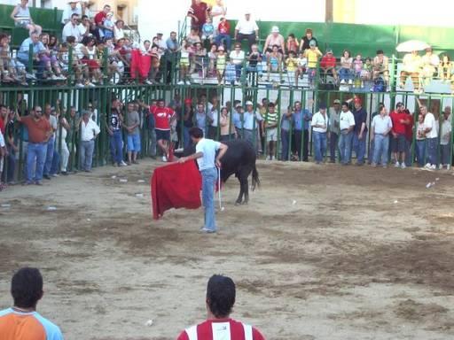 Fiestas de San Roque en Holguera