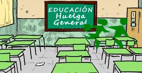 Los padres y los alumnos lideraron la huelga educativa en Torrejoncillo
