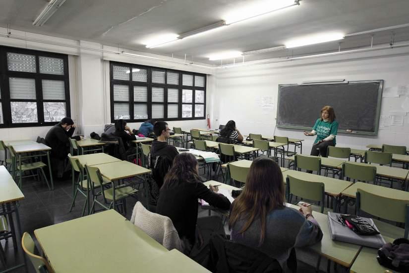 El seguimiento de la huelga de educación en Torrejoncillo fue del 81,53% entre el alumnado y del 35,59% entre los profesionales