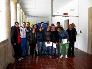 CETA-Ciemat acogió la visita del IESO Vía Dalmacia de Torrejoncillo - CETA-CIEMAT