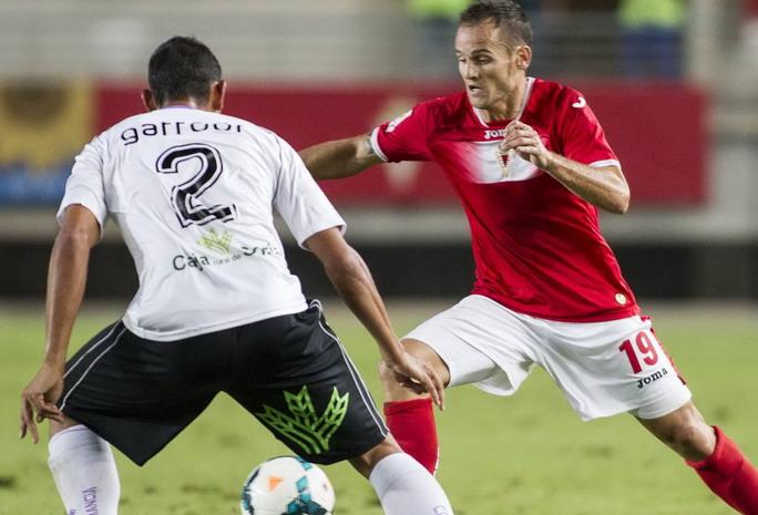 Iván Moreno, natural de Riolobos, ficha por el Racing de Santander
