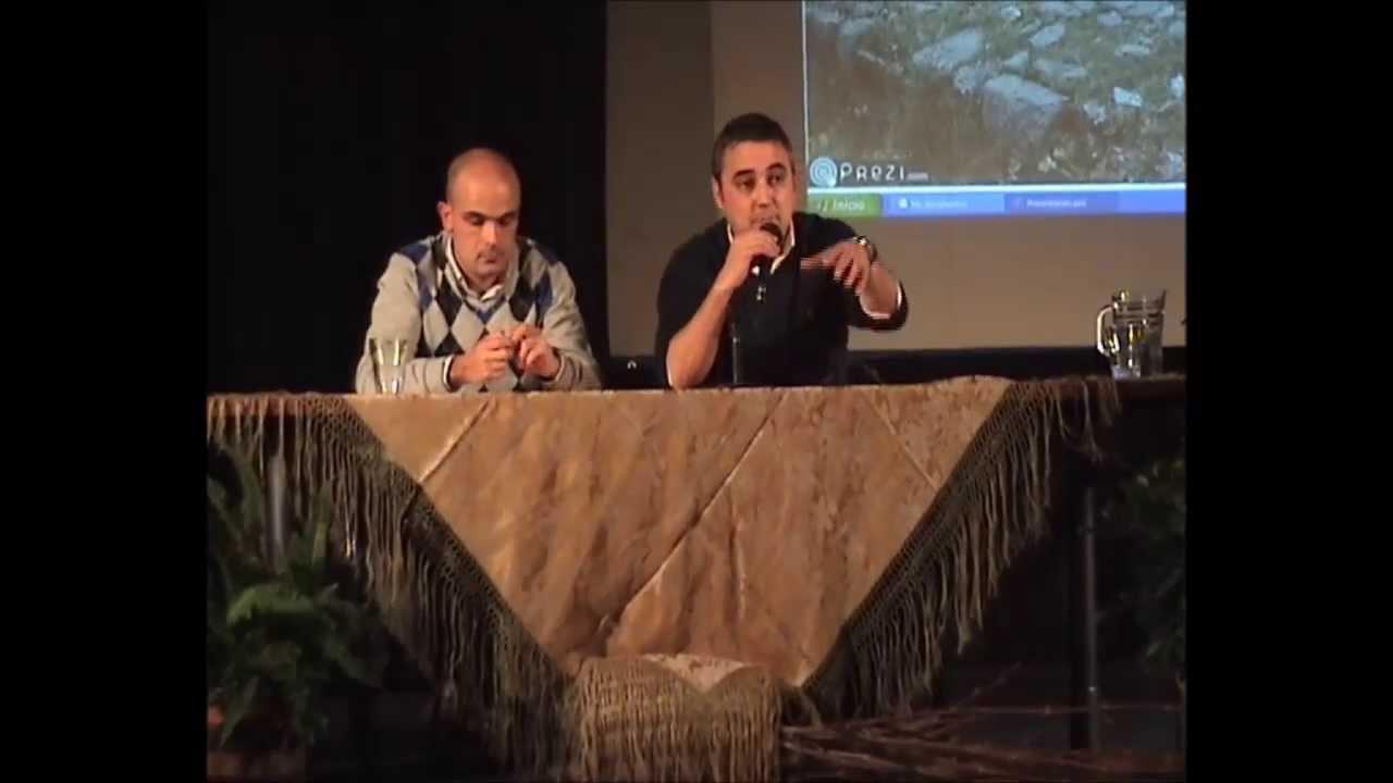 Continúa el ciclo de conferencias que giran alrededor del Torreón.