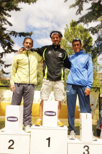 """Lorenzo Moreno gana el I Trail Running y Trekking """"Aventúrate en la dehesa"""" de Coria, en categoría Veteranos"""