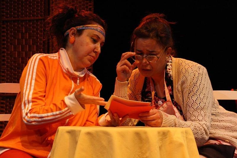 Hoy, teatro a cargo del Grupo Teatral Jarancio