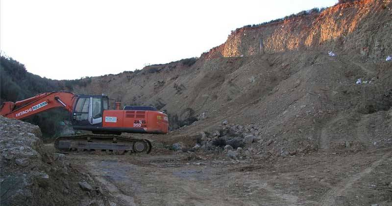 Torrejoncillo sigue pendiente de la mina de estaño de Santa María