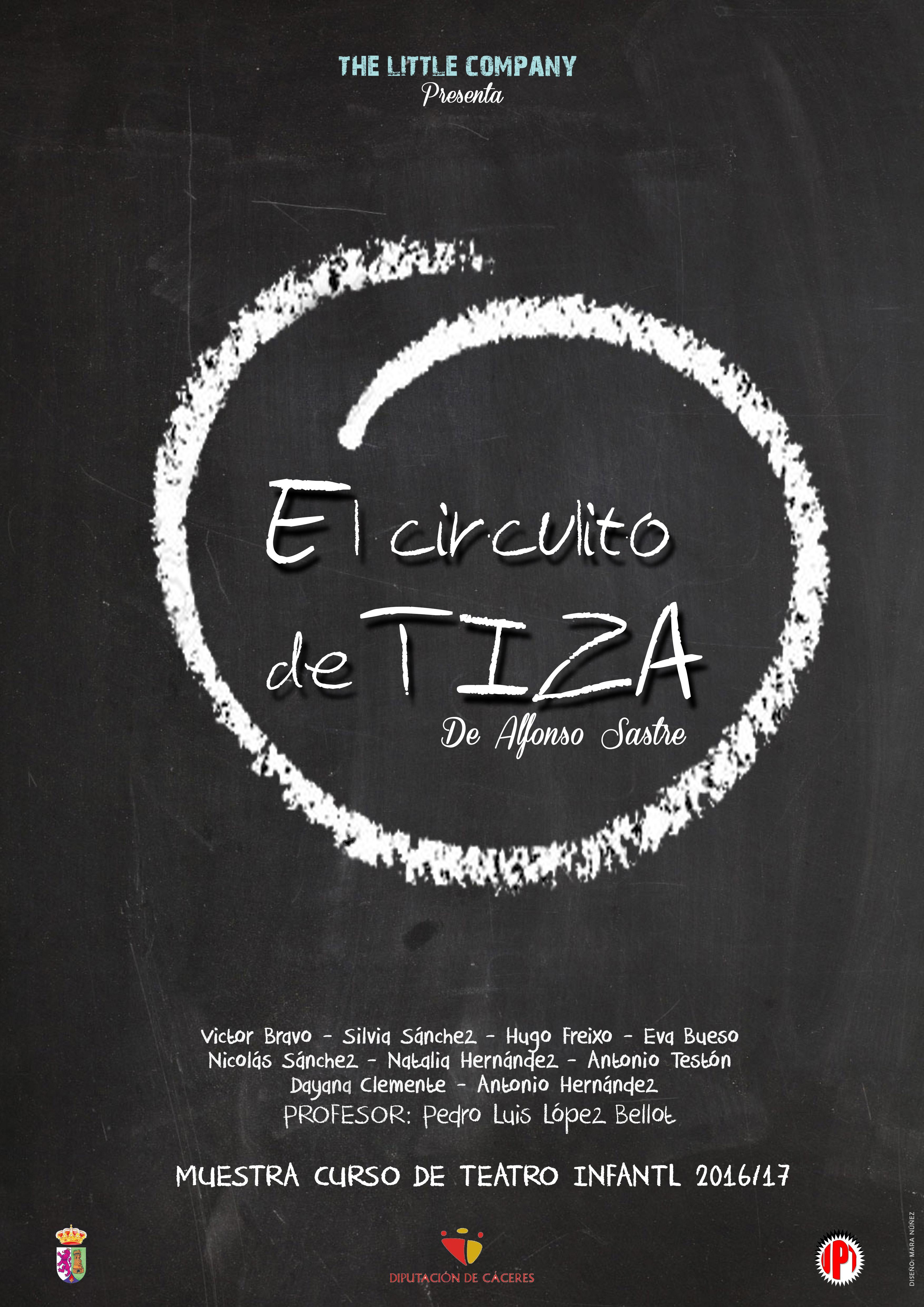 Muestra Curso teatro de la U.P.T.