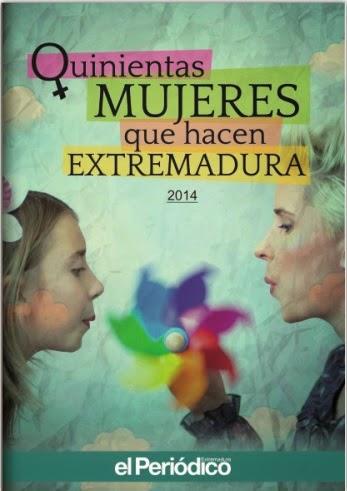 Quinientas mujeres que hacen Extremadura, entre ellas tres Torrejoncillanas.
