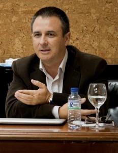 Francisco Rodilla León, director del Coro UEX - CEDIDA