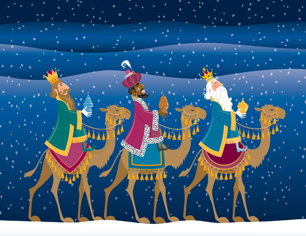 Si no pudiste ir a ver a los Reyes Magos, te dejamos las cabalgatas del 2015 y 2017