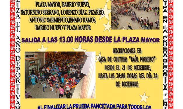 XXVII San Silvestre Torrejoncillana