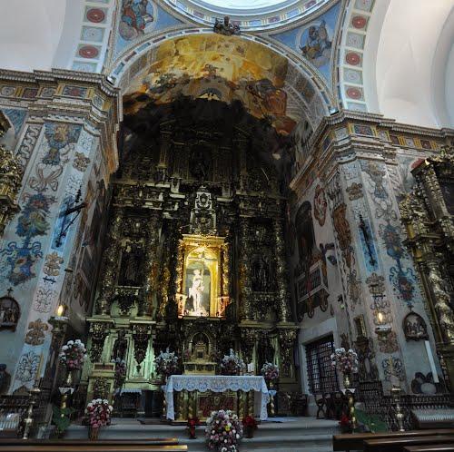 Viaje al Santuario del Cristo de Serradilla