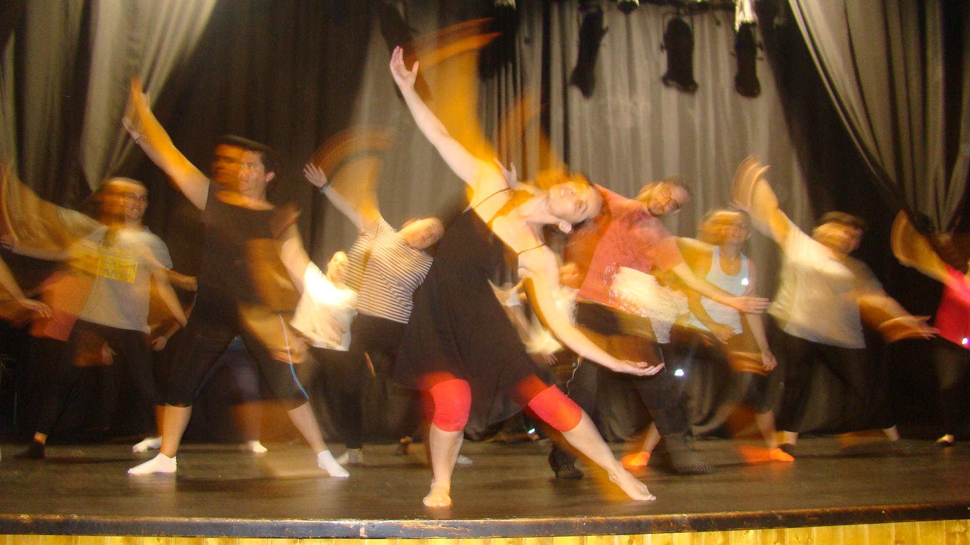 Taller de Danza en Movimiento
