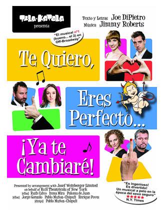 Domingo, 19 de octubre, el musical de Plétora Teatro en el Certamen Raúl Moreno de Torrejoncillo