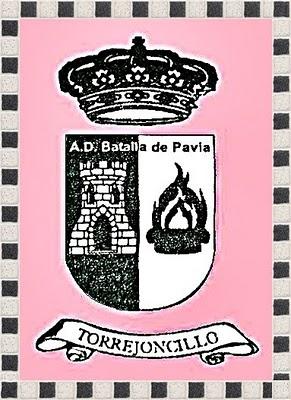 Nueva Junta Directiva de la AD Batalla de Pavía