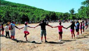 Se abre el periodo de inscripción en el campamento de Villamiel 2013